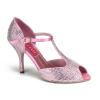 VIOLETTE-01R Baby Pink Rhinestone